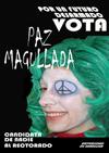 PAZ MAGULLADA CANDIDATA AL RECTORADO