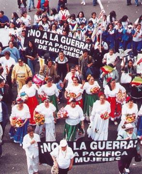Asesinada Olga Marina Vergara integrante de la Ruta pacífica