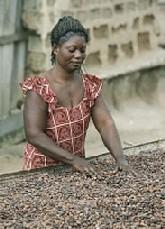 La rebelión de las mujeres cultivadoras de cacao en Costa de Marfil
