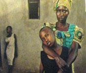 niñas y niños de mujeres violadas