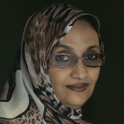 Un beso para Aminetu Haidar