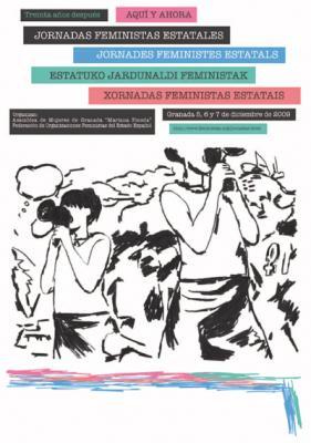 Jornadas feministas: Granada 2009