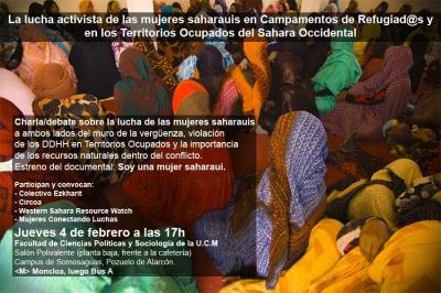 "Estreno: ""Soy una mujer saharaui"""