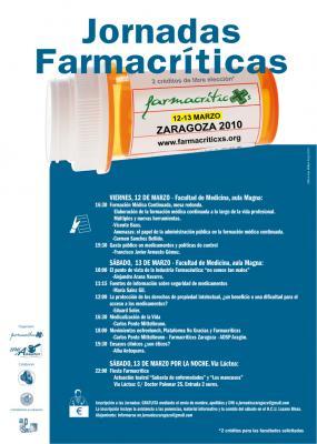 II Jornadas Farmacríticas