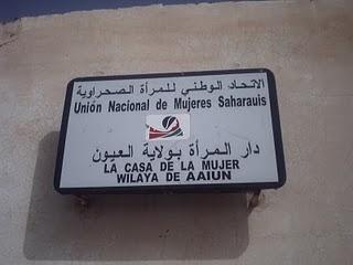 Mujeres saharauis; de los campamentos a la red