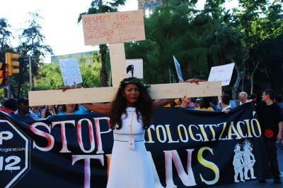 Contra la patologización de la transexualidad