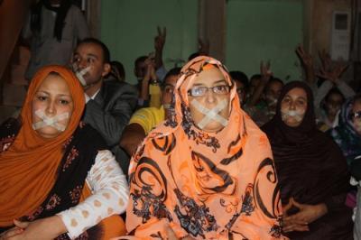 Sáhara Occidental: En silencio se pueden decir muchas cosas.