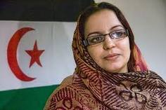 mujeres saharauis en Zaragoza
