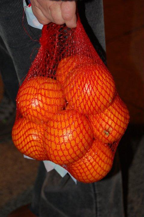Que cada una se trabaje su naranja