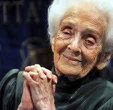Rita Levi-Montalcini cumple 100 años