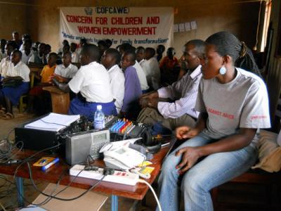 Las africanas se interconectan contra el silencio mediático