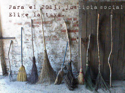 Para el 2013; justicia social