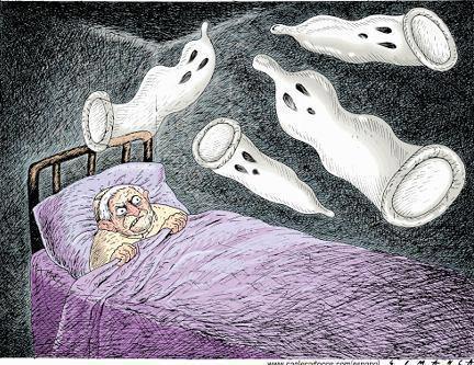 Un fantasma recorre el vaticano