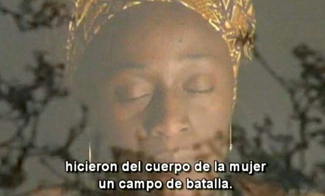 Lo que está pasando en la República Democrática del Congo es un feminicidio