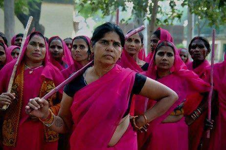 The Gulabi gang