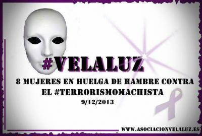 8 mujeres contra el terrorismo machista: huelga de hambre