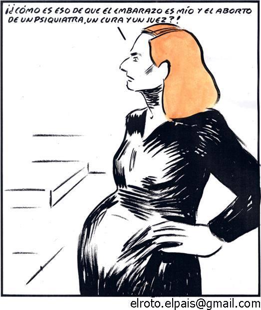 Aborto versus embarazo